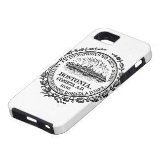 Boston Seal iPhone SE/5/5s Case