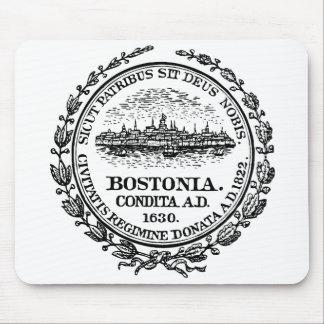 Boston Seal Mousepad