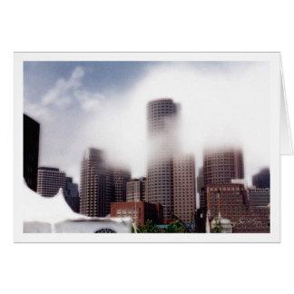 Boston Shroud Card