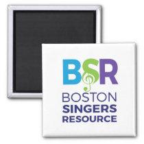 Boston Singer's Resource Magnet