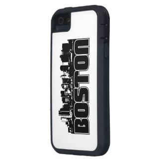 Boston Skyline iPhone 5 Cover