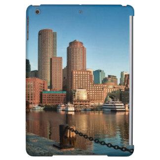 Boston skyline case for iPad air