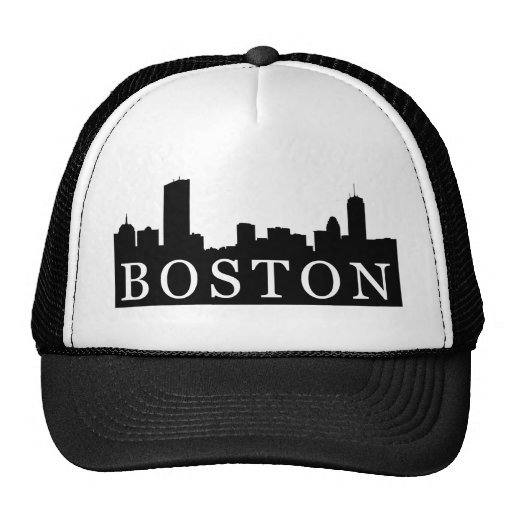 Boston Skyline Hats