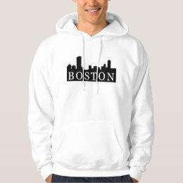 Boston Skyline Hoodie