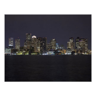Boston Skyline Invites