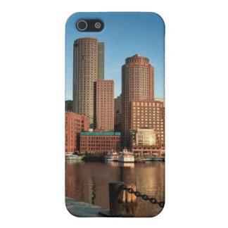 Boston skyline iPhone SE/5/5s cover