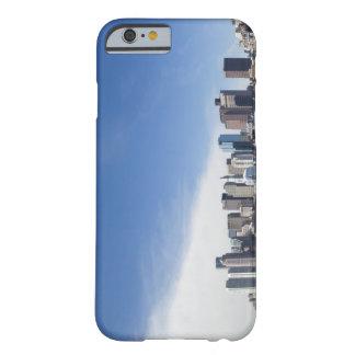 Boston Skyline, Massachusetts Barely There iPhone 6 Case