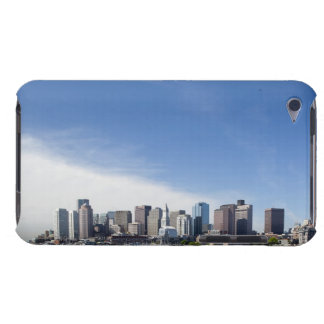 Boston Skyline, Massachusetts Barely There iPod Case