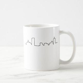 Boston - Skyline Coffee Mug