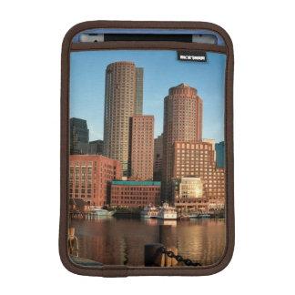 Boston skyline sleeve for iPad mini