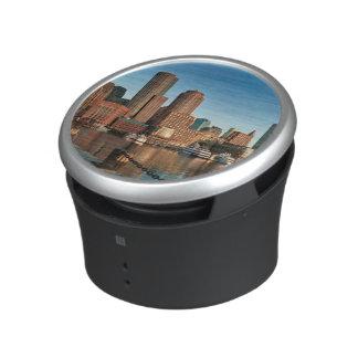 Boston skyline speaker