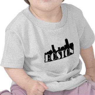 Boston Skyline Shirts