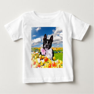 Boston Spring Time Baby T-Shirt