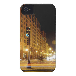 Boston Street Lamp iPhone 4 Cover