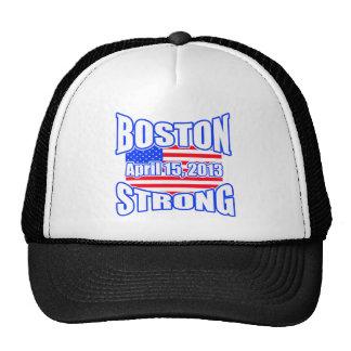 Boston strong 4 mesh hat