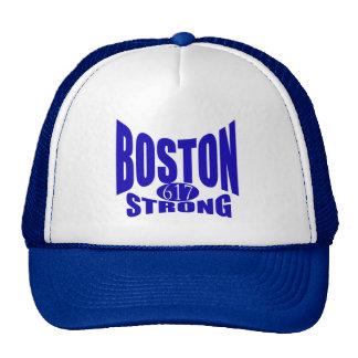 Boston Strong 617 Trucker Hat