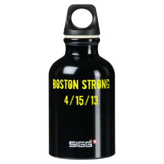 BOSTON STRONG ALUMINUM WATER BOTTLE