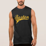 BOSTON STRONG Ballpark (Gold) Shirts