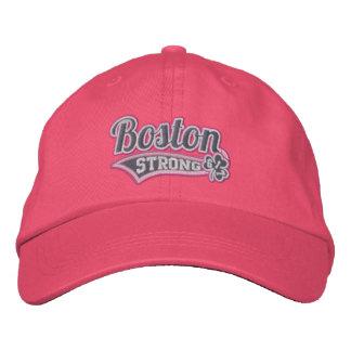 Boston Strong Ballpark Shamrock embroidered Cap Embroidered Baseball Cap