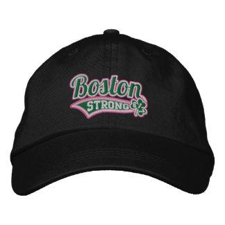 Boston Strong Ballpark Shamrock embroidered Cap Baseball Cap