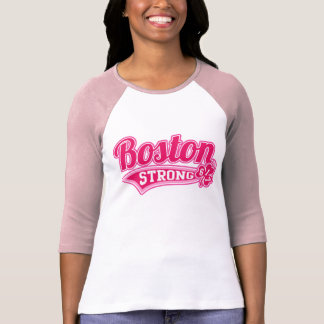 Boston Strong Ballpark Shamrock style T-Shirt