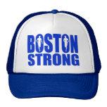 Boston strong Blue Trucker Hat