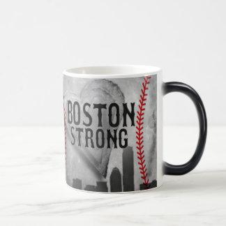 Boston Strong by Vetro Jewelry & Designs Magic Mug