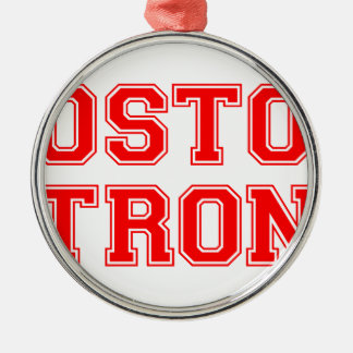 boston-strong-car-red.png metal ornament