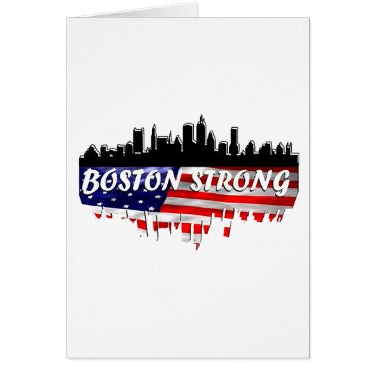 Boston Strong Card