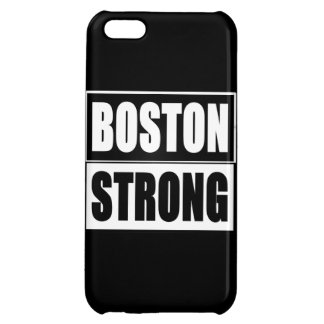BOSTON STRONG CASE FOR iPhone 5C