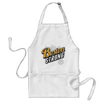 BOSTON STRONG CITY ADULT APRON