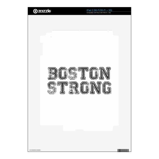 boston-strong-coll-dark-gray.png calcomanías para el iPad 2
