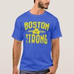 Boston Strong Deco Shamrock T-Shirt