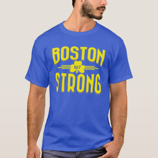Boston Strong Deco Shamrock T-Shirt