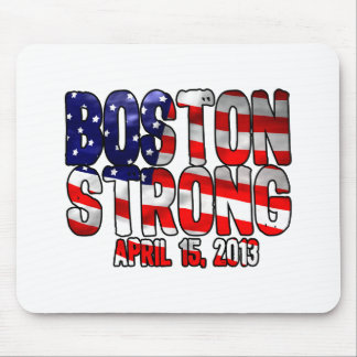 Boston Strong Flag Mouse Pad