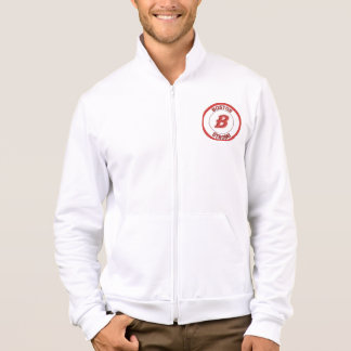 Boston Strong Fleece Men's Jacket