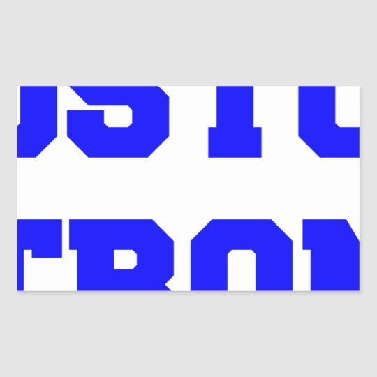 boston-strong-freshman-blue.png pegatina rectangular