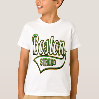 Boston Strong Irish GREEN T-Shirt
