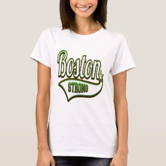 Boston Strong Irish GREEN T-Shirt