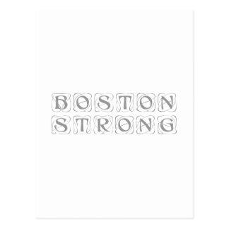 boston-strong-kon-gray png tarjeta postal