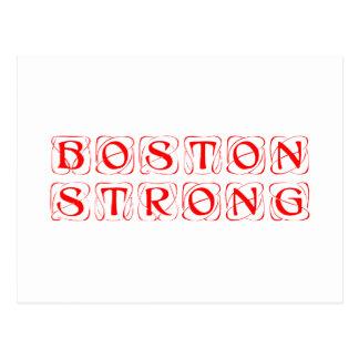 boston-strong-kon-red png tarjeta postal