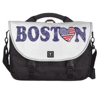 Boston Strong Laptop Messenger Bag