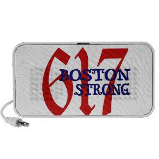 Boston Strong Mp3 Speakers
