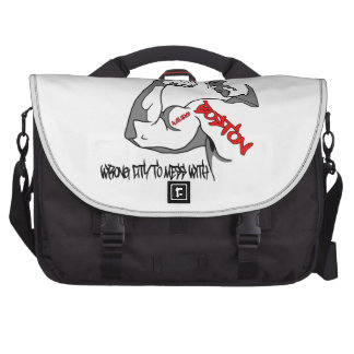 Boston Strong Muscle Commuter Bags