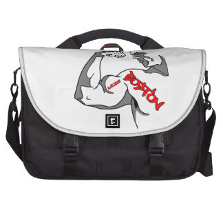 Boston Strong Muscle Commuter Bag