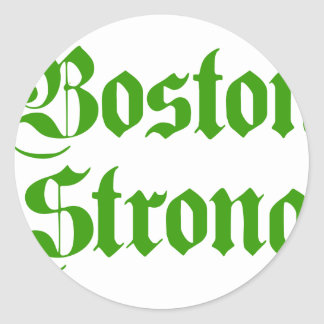 boston-strong-pl-ger-green.png classic round sticker