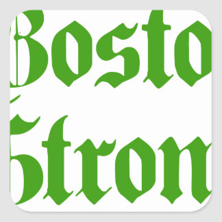 boston-strong-pl-ger-green.png square sticker
