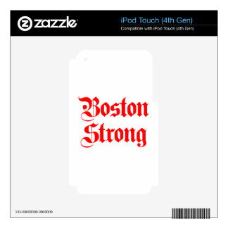 boston-strong-pl-ger-red.png skin for iPod touch 4G
