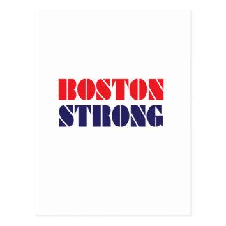 boston strong postcard