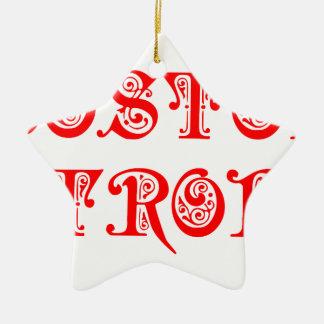 boston-strong-pre-red.png adorno navideño de cerámica en forma de estrella